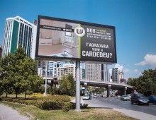Disseny cartell publicitari per Promocions Llull