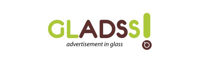 Disseny del logotip de Gladss