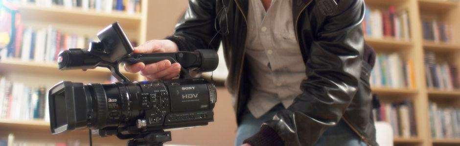 grabacio Edició i gravació de vídeo