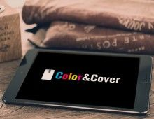 Disseny logotip Color & Cover