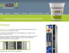 Low Cost web de Publicidad en vasos