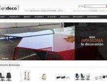 Botiga online Tiendeco